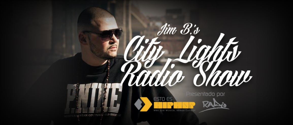 City Lights #15 por Jim B – Con Hache ST [ Podcast ]