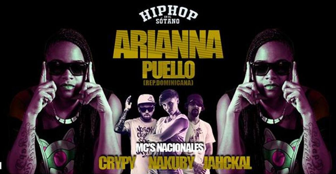 Ariana Puello en Concierto [Actividad]*CR