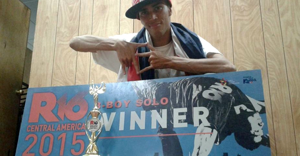 Bboy Killer Wave rumbo al R16 en Corea