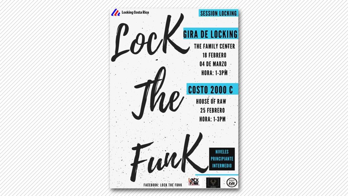 Lock the Funk[Actividad]