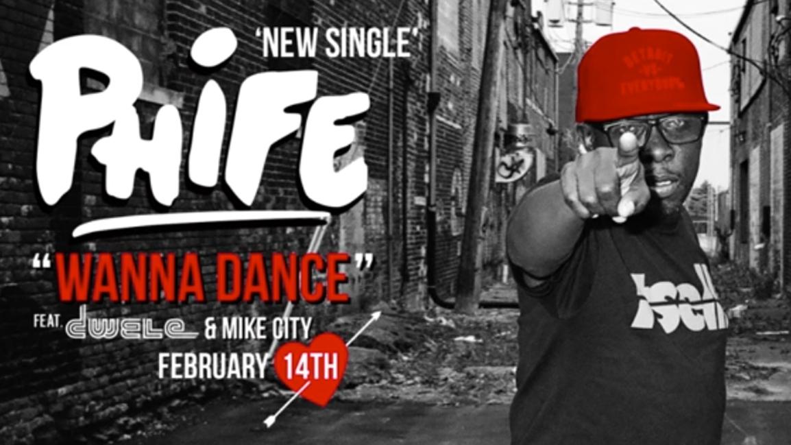 Phife Dawg con Dwele y Mike City – Wanna Dance [Audio]*US