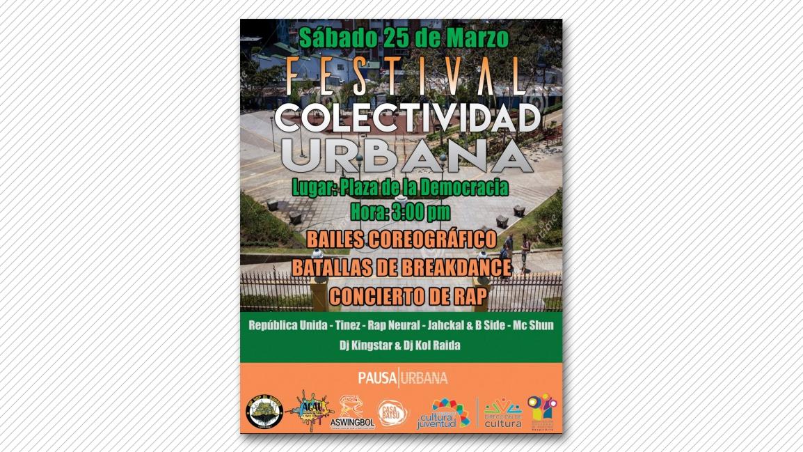 Festival Colectividad Urbana[Actividad]
