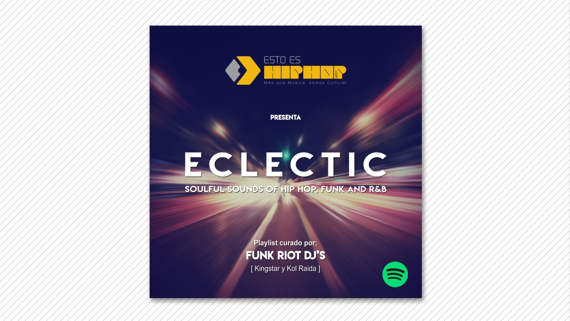 ECLECTIC Vol.1 en Spotify [EEHH Playlist]